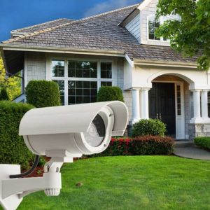 Видеонаблюдение для частного дома